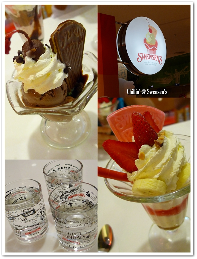 Swensens Ice Cream