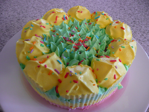 Ice Cream Freddo Cake