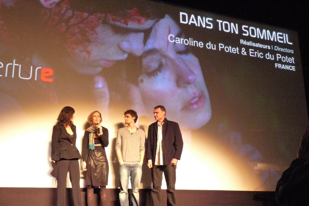 L'Equipe du film 'Dans ton sommeil'