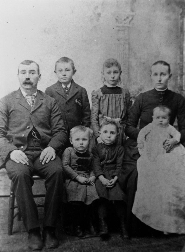 Napoleon Presler Family