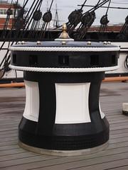 HMS Warrior - detail (Megashorts) Tags: uk england docks pen dock war ship military ships navy olympus hampshire kit fighting naval warship ep1 dockyard royalnavy hmswarrior portmouth portsmouthhistoricdockyard mk1 historicdockyard mki mzd 1442mm ppdcb4