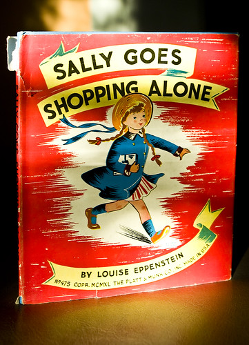 Sally Goes Shopping Alone