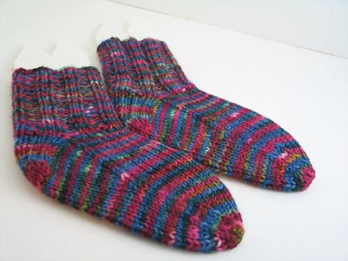 Wee socks...