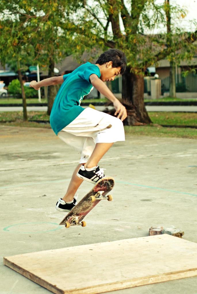 Skate l Seksyen 20,Shah Alam l 20 Jan 2010
