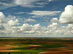 [フリー画像] [自然風景] [平原の風景] [空の風景] [雲の風景]       [フリー素材]
