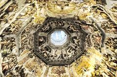 Affreschi della Cupola del Brunelleschi (iTeucci) Tags: cupola firenze hdr topaz brunelleschi