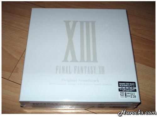 Ost Final Fantasy XIII - 01