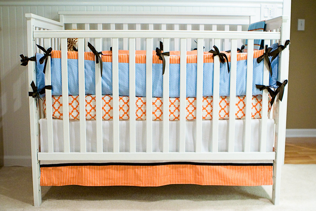 Nursery Update: the bedding