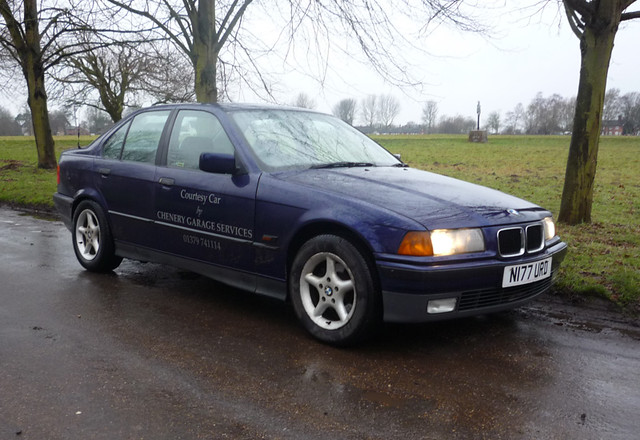 bmw 325 chenery