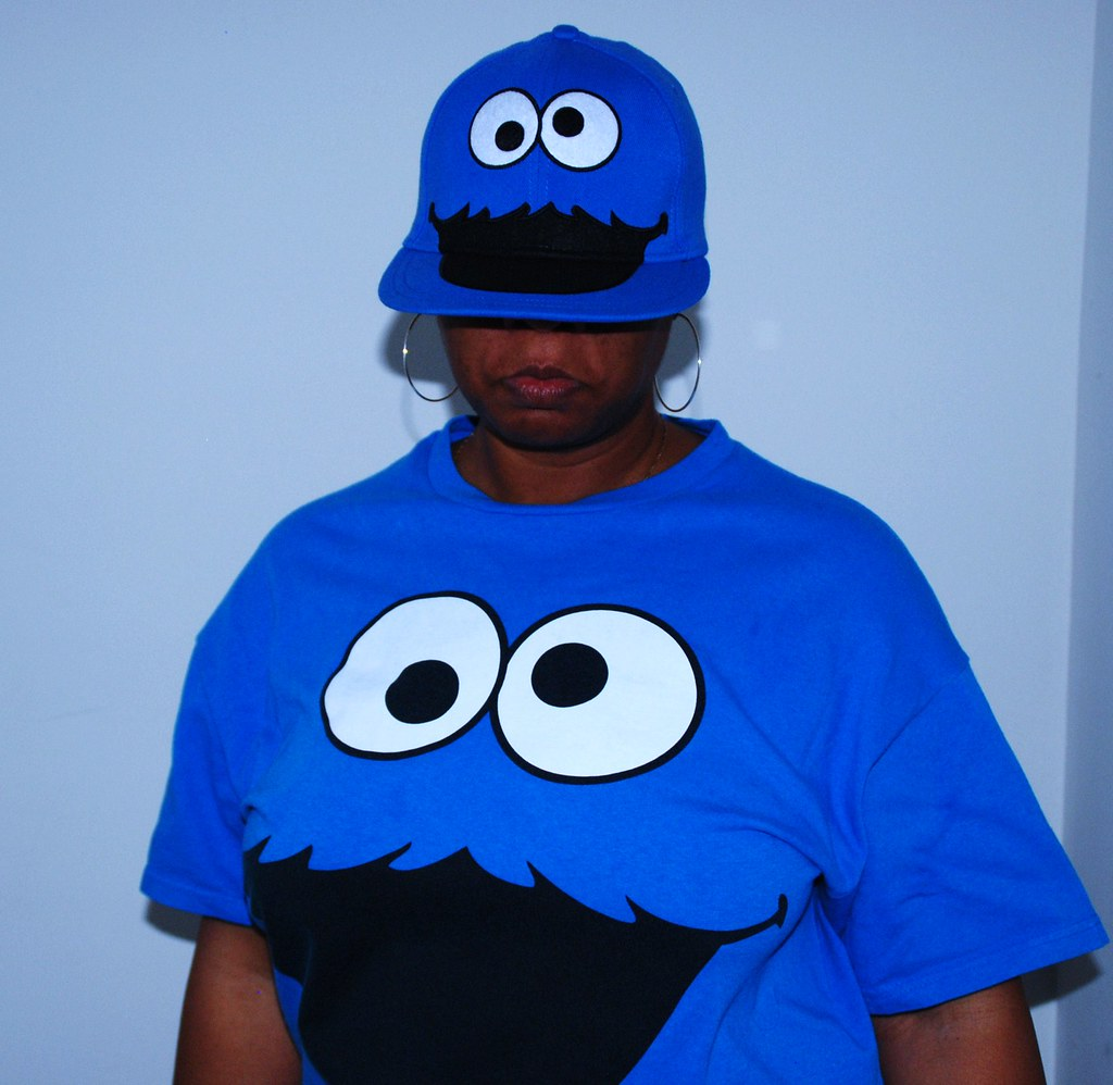 Day 36 - Cookie Monster, NO Cookies...YET