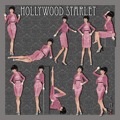 Hollywood Startlet Fatpack