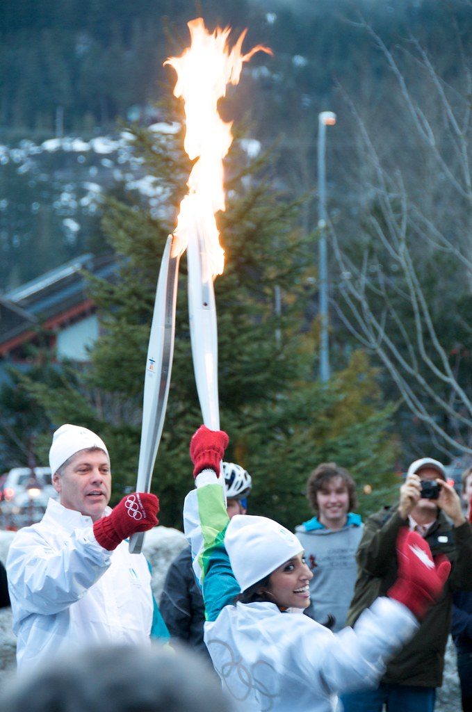 The Torch in Creekside