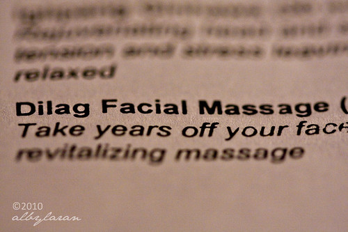 Our Facial treatment