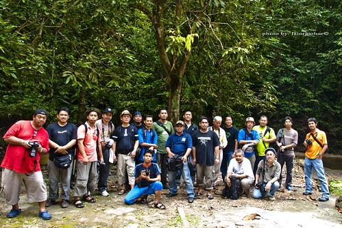 KL Nature Outers - macro @ Taman Rimba Ampang