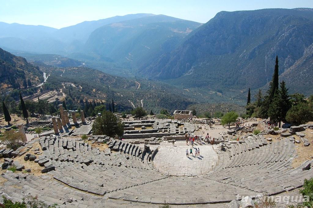 Delfos, Grécia