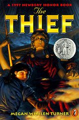 4341437923 dc0155923e m Top 100 Childrens Novels #13: The Thief by Megan Whalen Turner