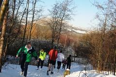 Training in Craigmillar Castle Park by jammybilly (jammybilly) Tags: park snow castle scotland edinburgh university pics group running jogging craigmillar jogscotland universityofedinburghjogscotlandgroup jammybilly jammybillypics