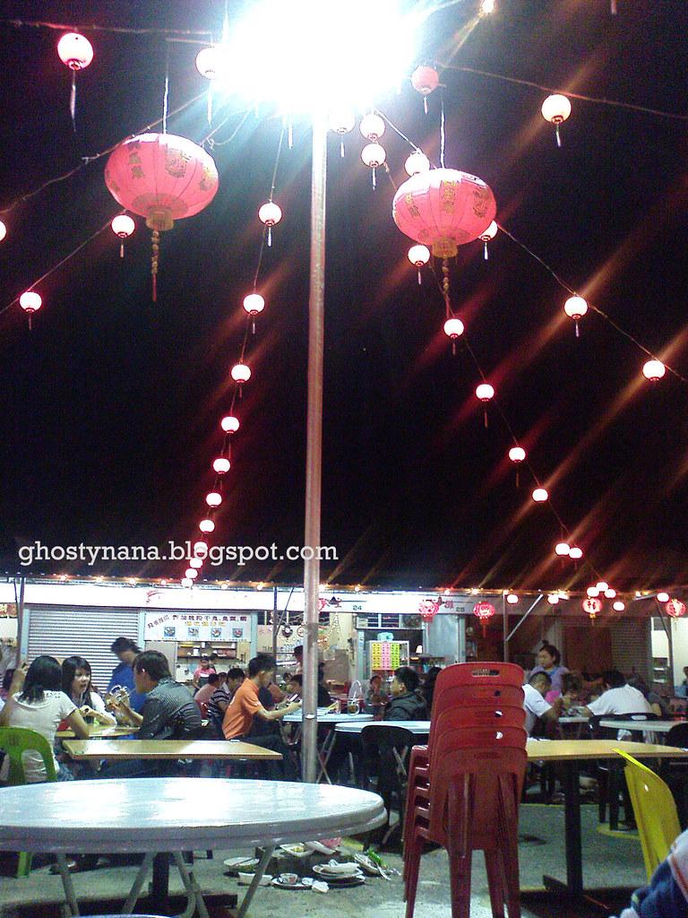 Red in Sibu