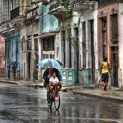 raining@LaHabana (rinogas) Tags: rain nikon cuba unesco hdr lahabana specialpicture theunforgettablepictures rinogas