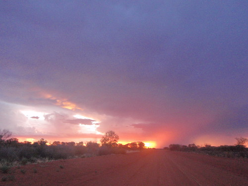 Outback Sunset 7