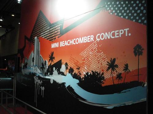 Mini Beachcomber Concept Car - Toronto Autoshow 2010