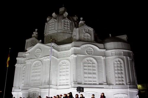 Massive Ice Palace