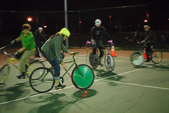 Bike polo at Peninsula Park-6