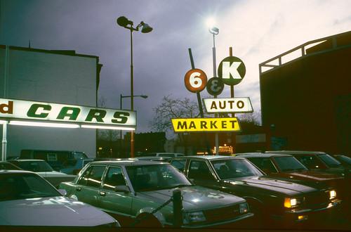 6th & K Auto Market