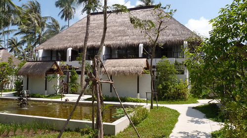 Koh Samui Mimosa Resort-Exterior コサムイ ミモザリゾート3