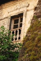 Church Window in Loboc, Bohol, Philippines (Damon Tighe) Tags: old church window asia catholic philippines spanish bohol loboc damontighe