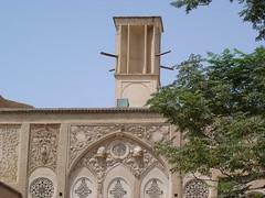 Kashan, Boujeredi House (7) (Prof. Mortel) Tags: iran kashan