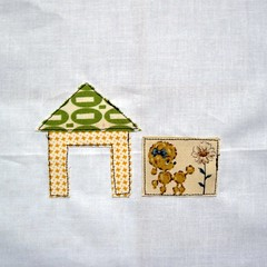Dog House for Fifi (for Amy)