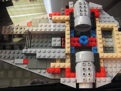 Falcon Build 049 (bzarcher) Tags: starwars lego milleniumfalcon 7778 miniscale