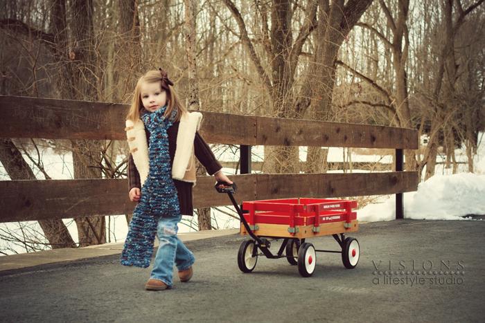 Sarah Pulling Wagon3 wm