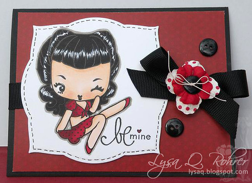 Rockabilly Valentine