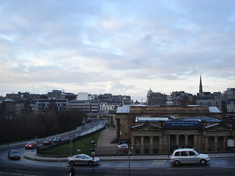 Edinburgh City Center 1