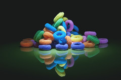 the rings of the rainbow (DISAMISTADE_my life is a reportage!) Tags: light stilllife colors colore luce