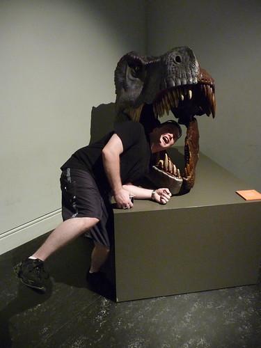 Jon's Visit: Sydney Science Museum