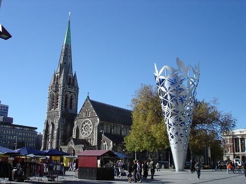 NZ389 - Christchurch
