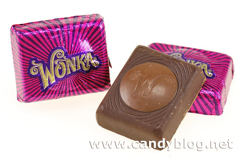 Wonka Exceptionals Domed Dark Chocolate Pieces