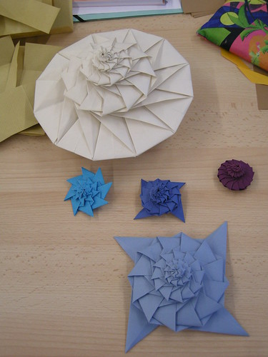 Rencontres d'origami Genève 2010