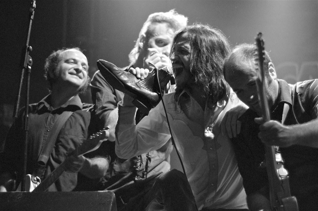 Los Chicos... presentación del disco el 6 de Marzo en el Gruta 77