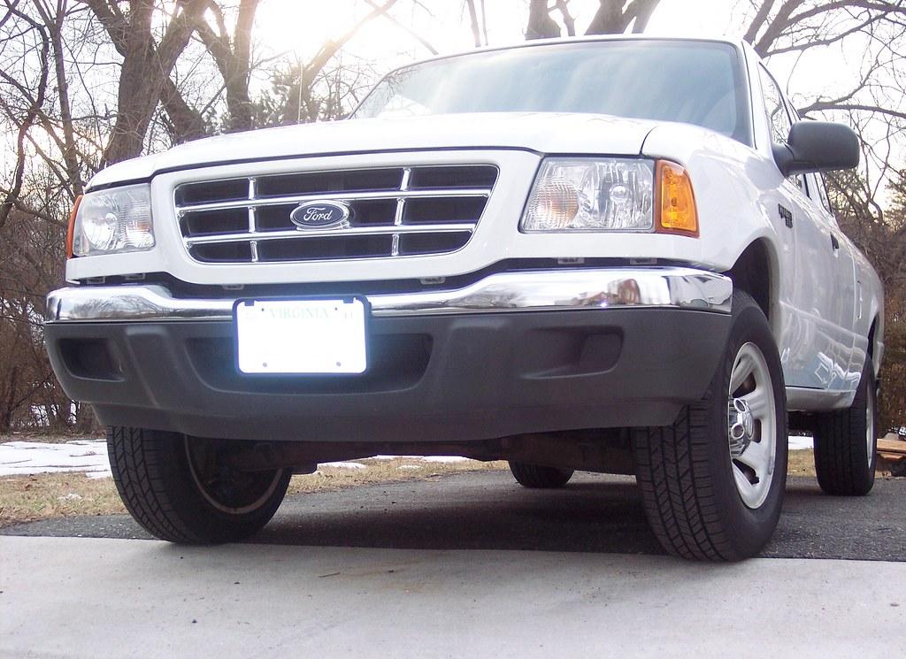 2001 ford ranger valance