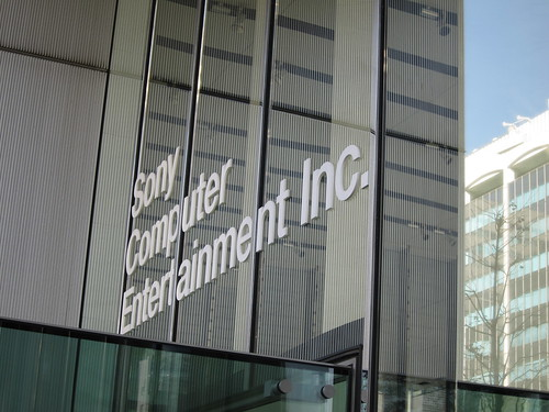 Sony Computer Entertainment Inc class=
