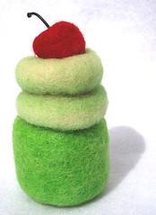Green Cupcake2