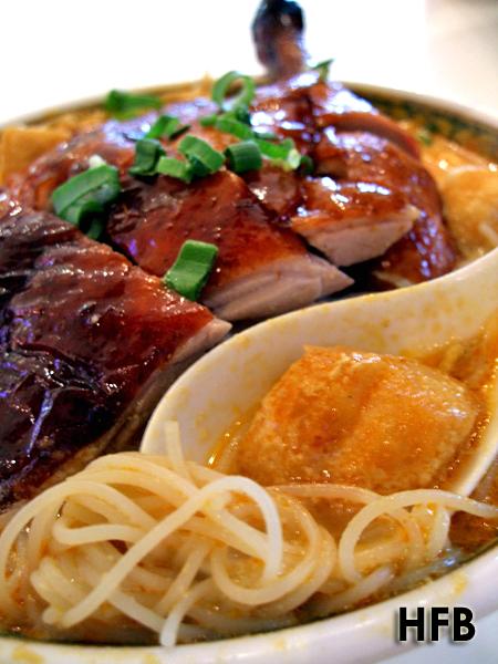 Roast Duck Laksa (2)