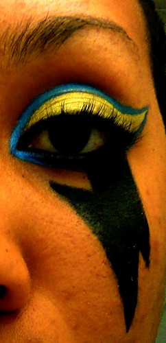 lady gaga eyeshadow