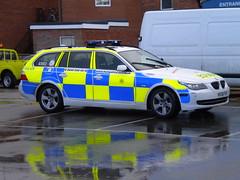 Hampshire Police BMW HX58 FUY (stavioni) Tags: police bmw 530d hampshirepolice hx58fuy