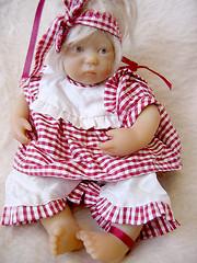 tiny lieschen (astrosnik) Tags: baby doll kleine lieschen himstedt