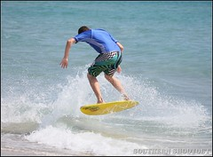 skim 009 (stuart browning) Tags: beach deerfield skim skimboard